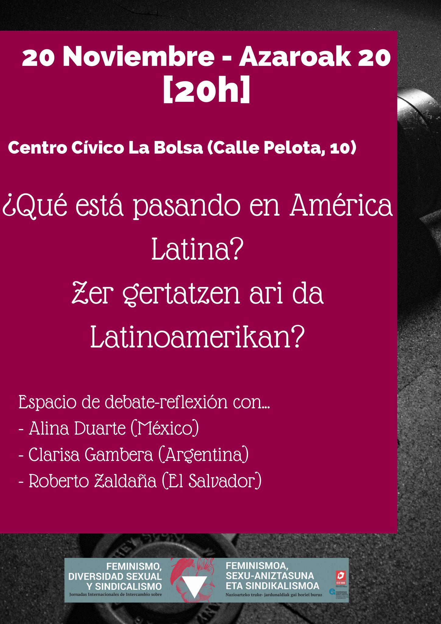 ¿Qué está pasando en América Latina?